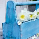 Handmade Gift Idea #23-Rustic Toolbox via Flower Patch Farmhouse at AnOregonCottage.com