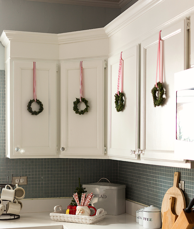 Cabinet Garland White Kitchen