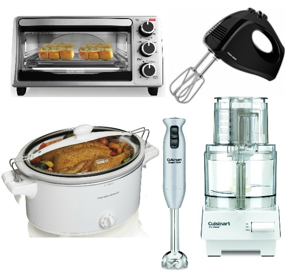 Small Kitchen Appliances On Sale ~ Necessary kitchen appliances essential cooking tools