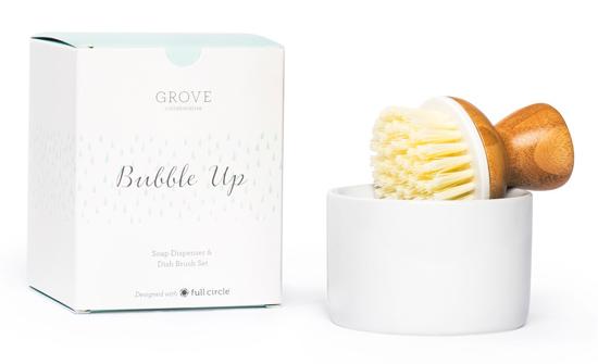 Grove Bubble Up brush set.