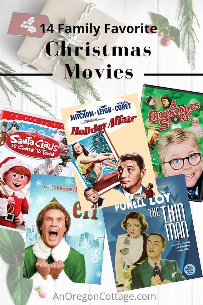 Christmas Movies and TV