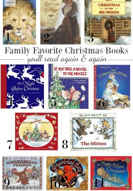 Family Favorite Christmas Books, Movies & Shows