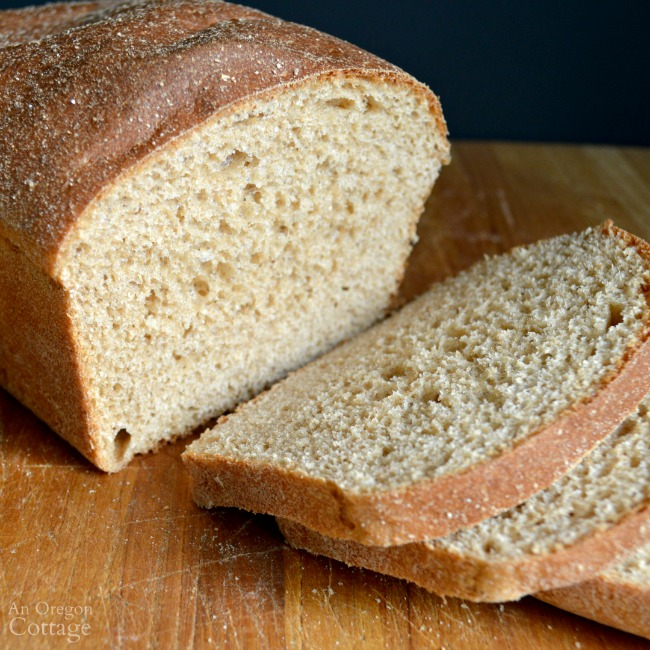 Soft Homemade WW Sandwich Bread