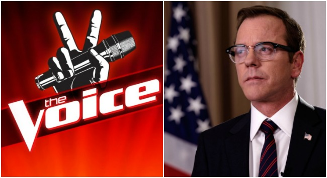 The Voice and Designated Survivor