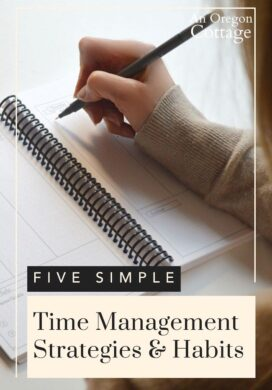 5 simple time management tips lead image
