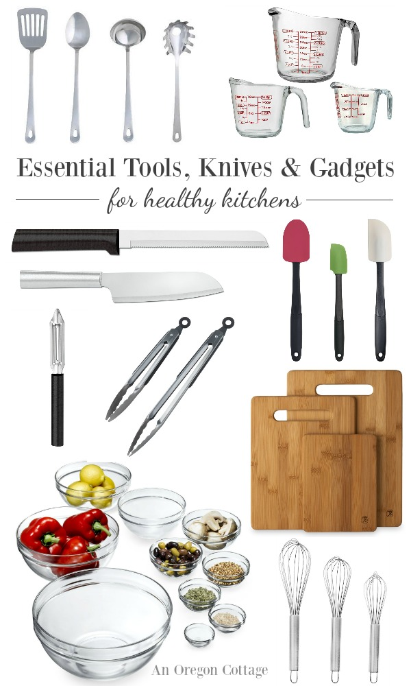 Essential Tools Knives and Gadgets