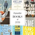 Favorite books read in 2016 from AnOregonCottage.com