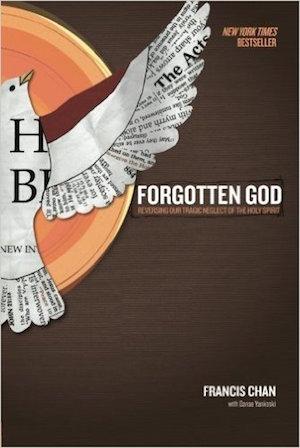 Forgotten God cover