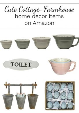 Three Things 2.25.17: Farmhouse Measuring Cups, Hidden Figures, 2 Books + Links
