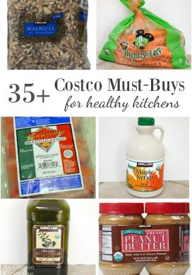 35+ Costco Must-Buy Items for Healthy Kitchens of All Sizes {+lots of recipe ideas}