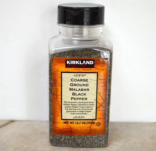 Costco Must-Buy Items | black pepper
