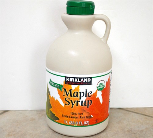 Costco Must-Buy Items | maple syrup