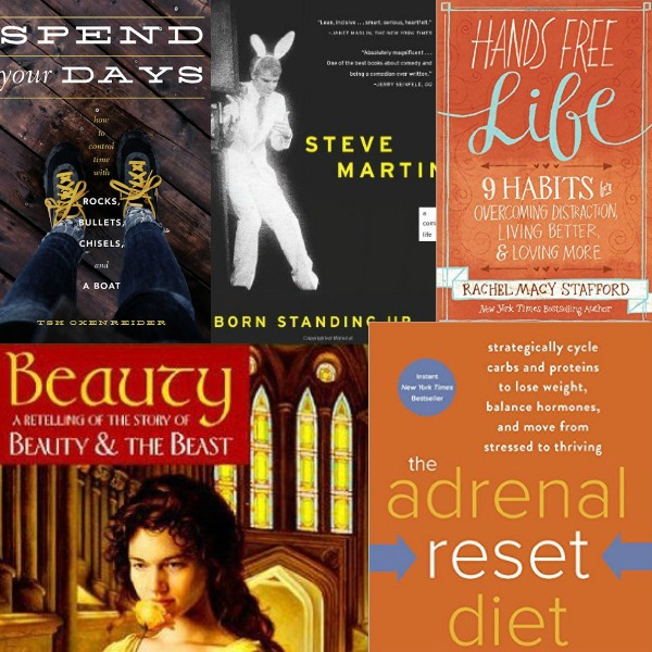 March-April Books Read