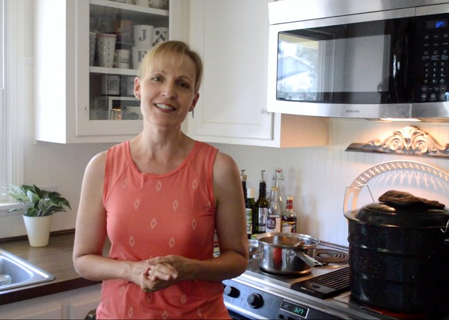 Why Do It Yourself-water bath canning tutorial