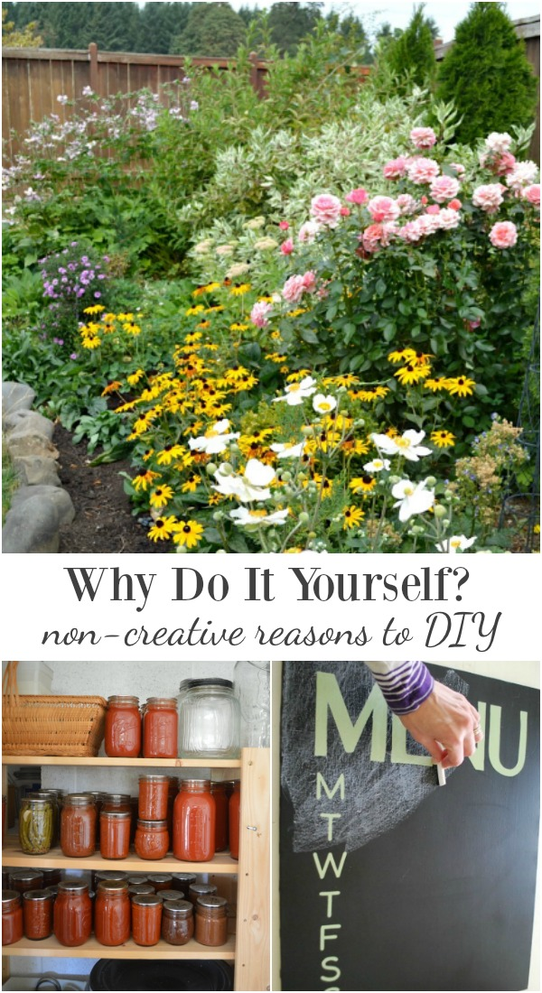 Why do it yourself 6 non creative reasons to diy an oregon cottage why do it yourself 6 non creative reasons to diy solutioingenieria Image collections