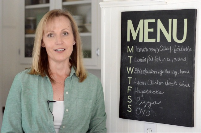 Why to Do It Yourself-menu board