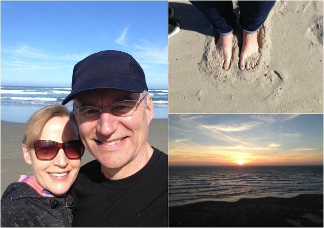 Three Things: Birthday trip to Nye Beach