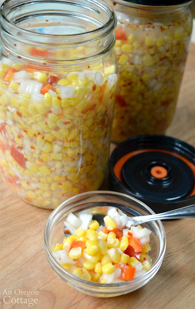 Corn Relish For Hot Dogs