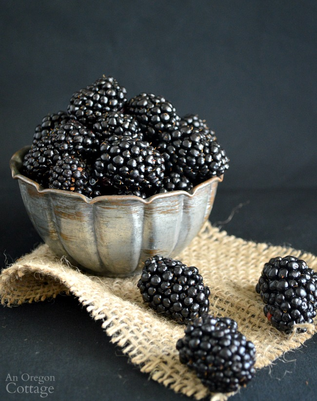 Ultimate Caneberry Guide to Raspberries and Blackberries-recipes