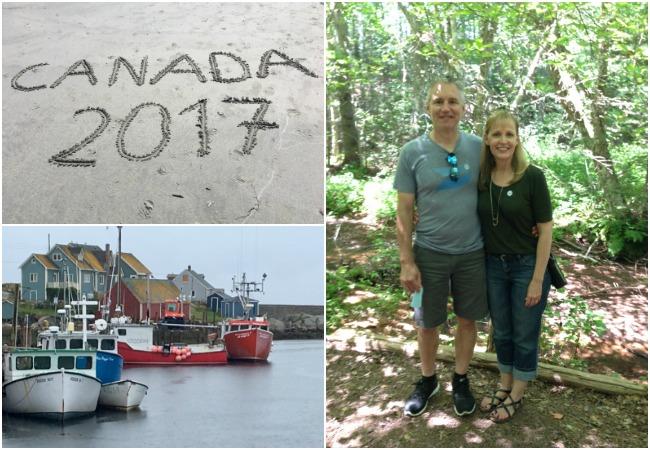 Nova Scotia and Prince Edward Island 2017