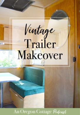Podcast Ep. 5: Dog Owner Fail, 1957 Vintage Trailer, & Great Camping Food