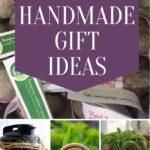 handmade gift ideas pin