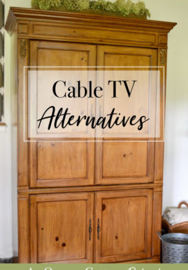 Podcast Ep. 12: Cable TV Alternatives, TV Shows & Appetizers