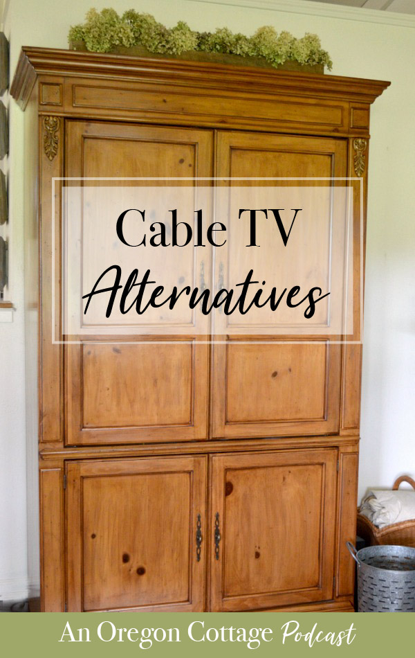 Join us as we talk about cutting the cord before it was cool, the cable TV alternatives we've tried -what worked & what didn't, plus watch party food ideas.