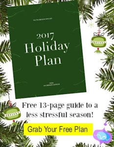 Holiday Planner-Newsletter