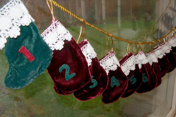 Christmas Stockings Advent Tradition