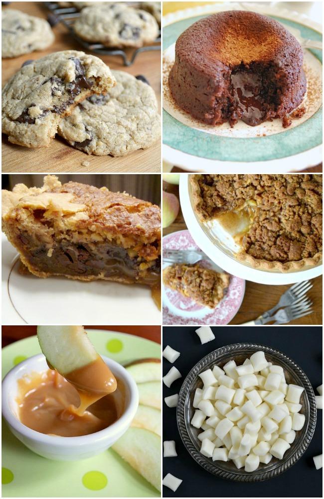 Easy Baking Recipes-6 family favorites