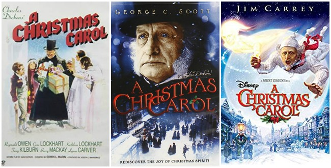 Favorite Christmas Movies & TV-A Christmas Carol
