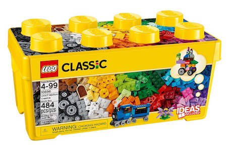best gifts for kids-legos
