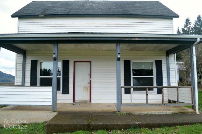 Our New Farmhouse Fixer The Before Tour An Oregon Cottage
