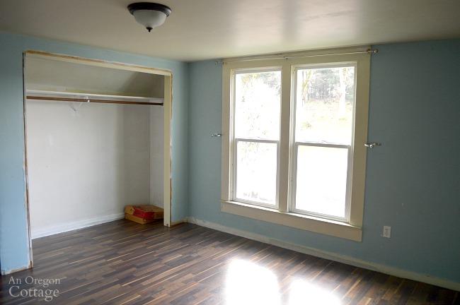 Farmhouse Fixer guest room