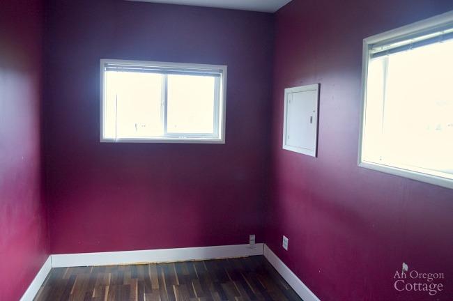 Farmhouse Fixer master bedroom
