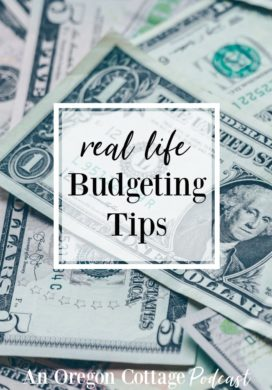 Podcast Ep.20: Budgeting Tips & Eating Well on a Budget