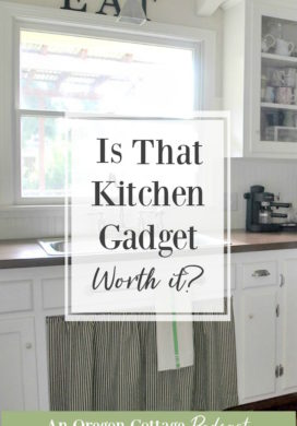 Podcast Ep. 32: Are Kitchen Gadgets Worth It?