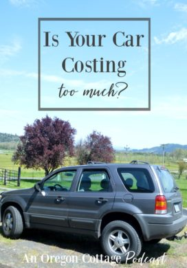 Podcast Ep. 33: Is Your Car Costing Too Much?