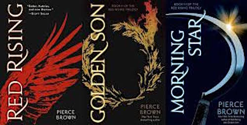 red rising book series