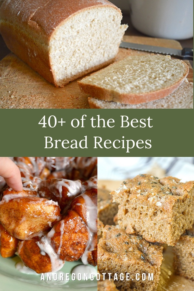 40 best bread recipes