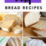 40 easy bread recipes collage