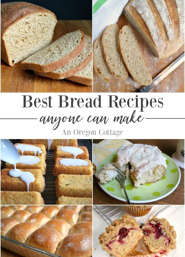 Sweet and Savory Best Bread Recipes