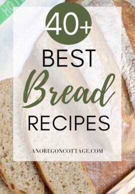 best bread recipes pin