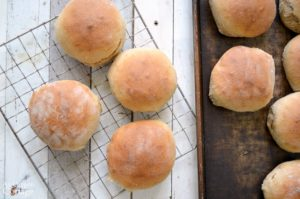Bread Recipes without Eggs-Quick-Tender Hamburger Buns