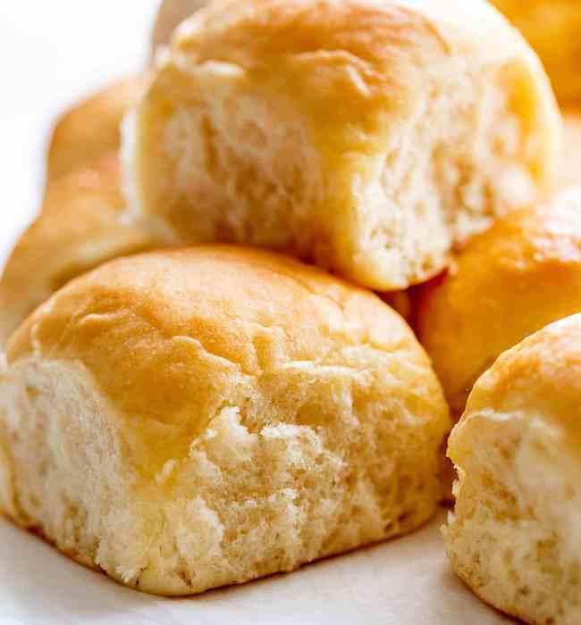 easy soft dinner rolls