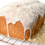 Glazed Coconut Bread Recipe
