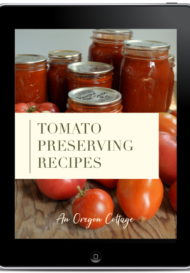 Best Tomato Preserving Recipes & Free eBook Download