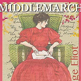 Middlemarch audiobook cover