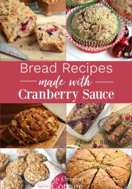 Bread Recipes Using Cranberry Sauce